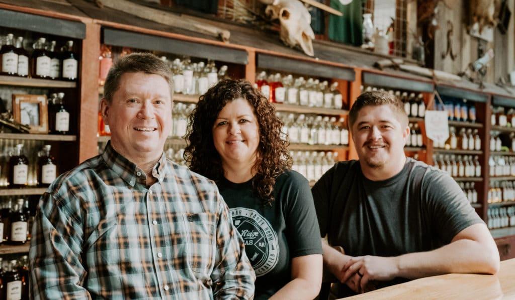 Meet The Bradleys – Crystal Ridge Distillery Founders